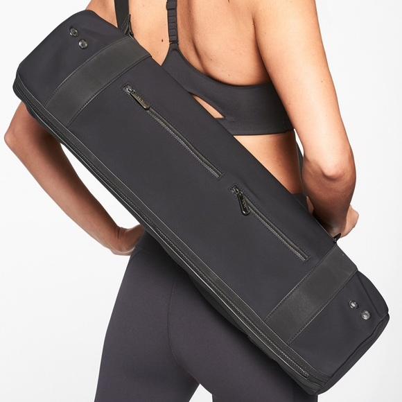 ab2c2c33e29d3 Athleta Handbags - Athleta Yoga Mat Bag Caraa x NWOT